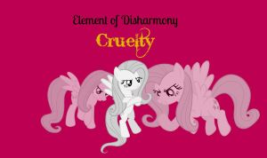 Element of Disharmony: Cruelty by SStwins