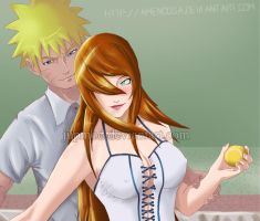 NaruMei: Lessons in Intimacy by JuPMod