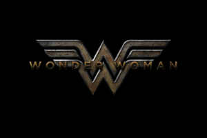 WONDER WOMAN - LOGO by MrSteiners