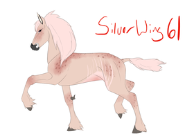 Lion Harte Mare Custom for Silverwing61 by Whitelupine