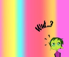 why is it so colorful in here by Feiring