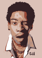 Wiz Khalifa by Garcho