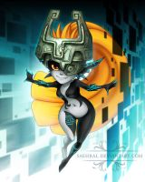 Midna by Saehral