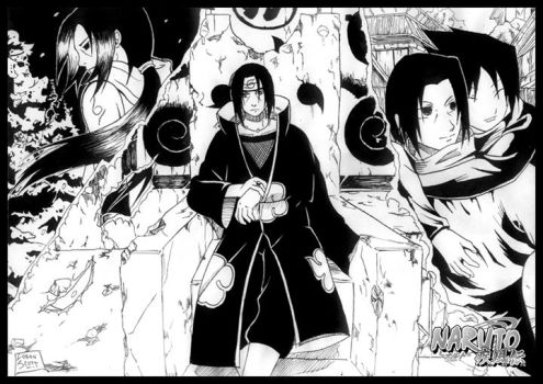Itachi's Tribute by AnimeFansClub
