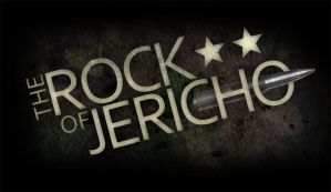 My Rock of Jericho Submission by JayFordGraphics