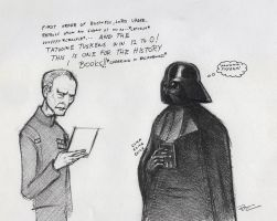 Vader Sports Broadcast by RobtheDoodler
