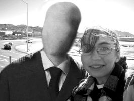 Slender and Me by animeninjaNIPPON
