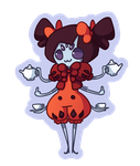 tiny muffet by J5-daigada