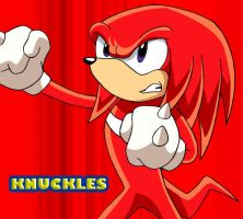 Knuckles by Tabs-Tabulature