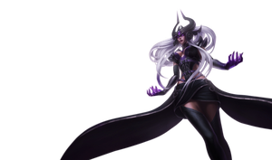 Syndra Render Original by Xilent21