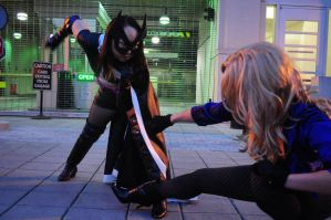 Grudge Match 2 by FlansPirateWench
