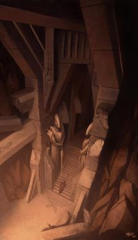 Old Entrance by ATArts