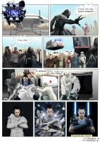 The Force Unleashed II rus by denisogloblin