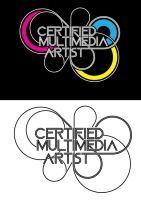 Certified Multimedia Artist by NeverBlink