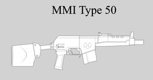 MMI Type 50 by Sapphire-industries