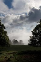 Mist and Cloud by graemeskinner