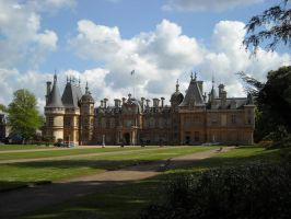 Waddesdon Manor photo by dashinvaine