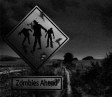 zombies by GodsGirl33