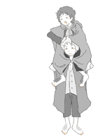 ONWARD TO ISENGARD by gloryb-o-x