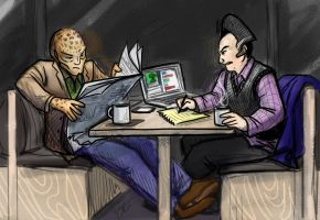 Babylon5 Coffeeshop by jameson9101322