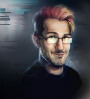 Soma-Markiplier by DonTranes