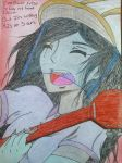 Marceline the vampire queen. by Chobby-Cocoa-Nutter1