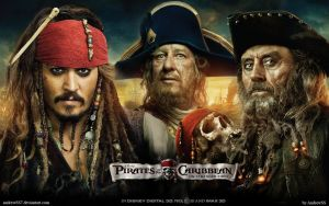 PotC: On Stranger Tides - wall by AndrewSS7