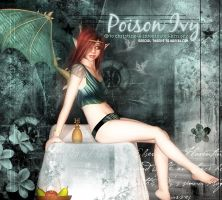 Poison Ivy by tainted-illusions
