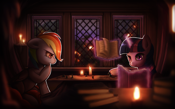 A Friendly Game by I-am-knot
