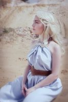Game of Thrones - Daenerys - Sands by MilliganVick