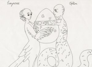 Eurynome and Ophion