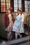 V and A Lolita Fashion Meet - Side by Side by faramon