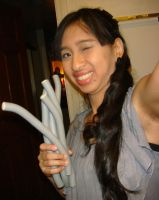 I brought those Flexible Hair Roller Rods myself by Magic-Kristina-KW