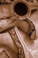 Tatoo and Sax by FantasyWordful