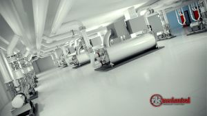 Conceptual Mechanical Room 01 by tim-bot