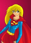 Supergirl by Koku-chan