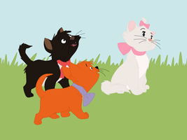 the aristocats by twinlightownz