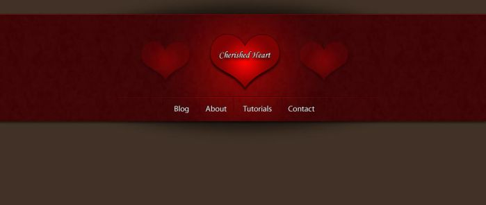 Cherished Heart Header by PoetOfZwan