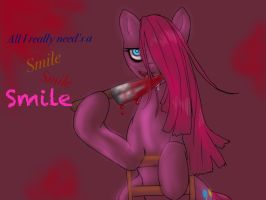 Smile :) by Goldfirewolf