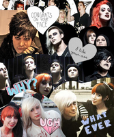 New Years Day Collage by EVFanKayda1020