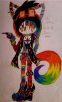 Jay the Fox by SonicBvB