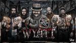 THe Wyatt Family Wallpaper 2015  HD by DS951