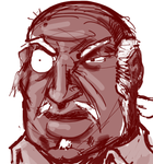 Uncle Ruckus 5 min sketch by Ritualist