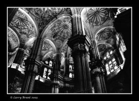 Cathedral - Malaga by inessentialstuff