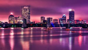 Boston. From Cambridge prkw. by inbrainstorm