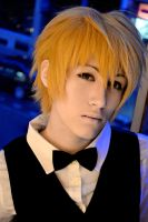 Shizuo - I cannot leave yet by AmiTheStalker