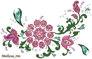 enchanting flower png by Melissa-tm