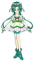 Cure Mint - Yes Precure 5! by 1984neptune