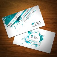 Tridaz business cards - new by doruzova