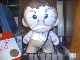 Munny AVGN by MilkToothCuts